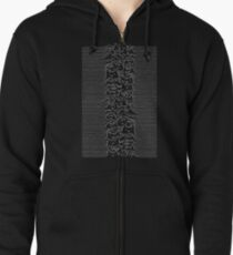 Furr Division Zipped Hoodie