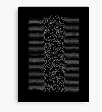 Furr Division Canvas Print