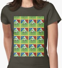 LSD Bicycle Day Women's Fitted T-Shirt