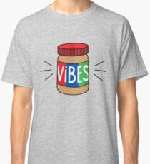 Peanut Butter Vibes Classic T-Shirt