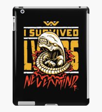 I Survived LV-426 iPad Case/Skin