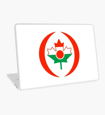 Niger Canadian Multinational Patriot Flag Series Laptop Skin