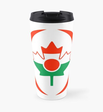 Niger Canadian Multinational Patriot Flag Series Travel Mug