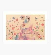 Doe Eyes Art Print