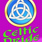 Dragon's Eye Celtic Pride by Cleave
