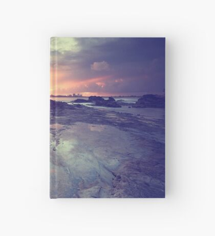Sunlight is painting Hardcover Journal