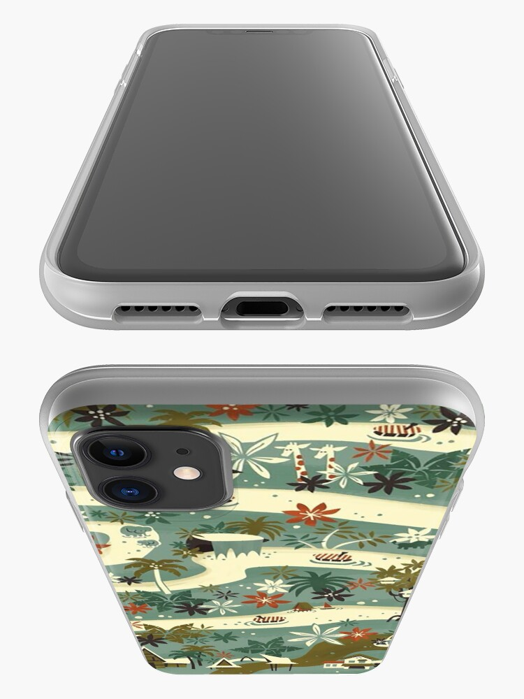 Alternate view of Jungle Cruise iPhone Case & Cover