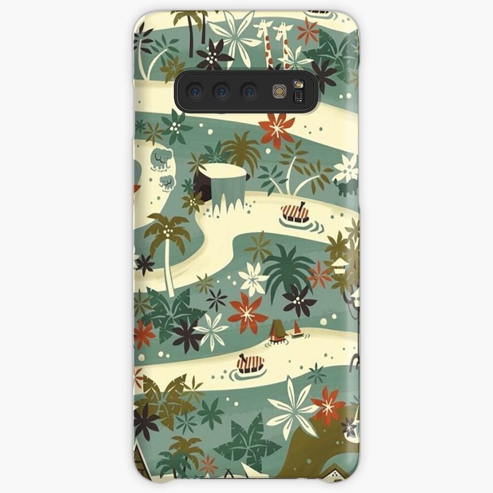 Jungle Cruise Case & Skin for Samsung Galaxy