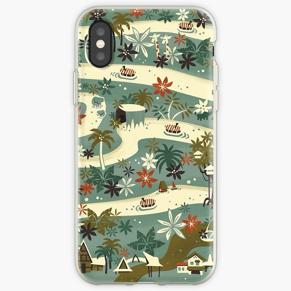 Jungle Cruise iPhone Cases & Covers