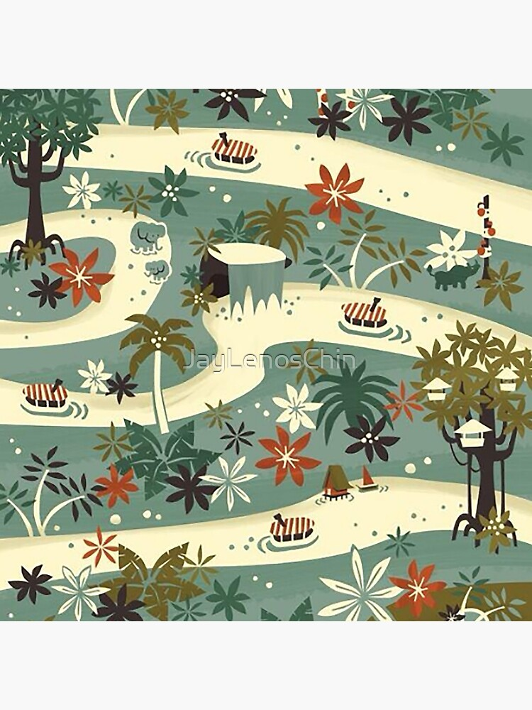 Jungle Cruise by JayLenosChin