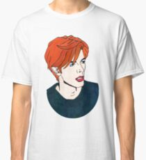 The Man Who Fell to Earth Classic T-Shirt