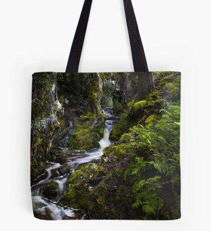 The silence of contemplation Tote Bag