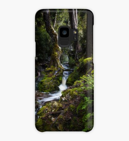 The silence of contemplation Case/Skin for Samsung Galaxy