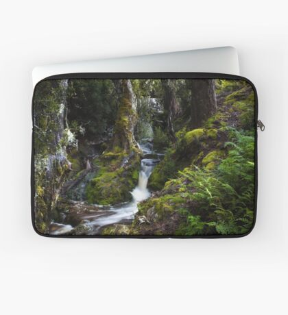 The silence of contemplation Laptop Sleeve