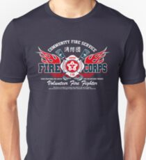 JAPAN VOLUNTEER FIREFIGHTER  T-Shirt