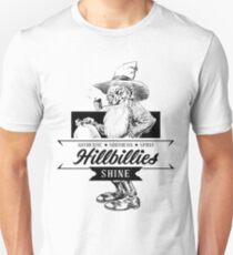 Authentic Southern Spirit Hillbillies Shine T-Shirt