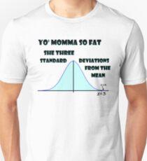 Statistical Diss Unisex T-Shirt