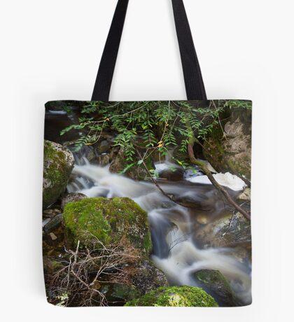 Crater Falls Tote Bag
