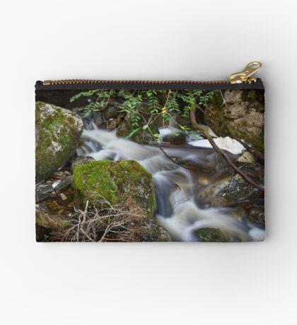 Crater Falls Studio Pouch