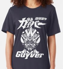 Bio Booster Armor Guyver Slim Fit T-Shirt