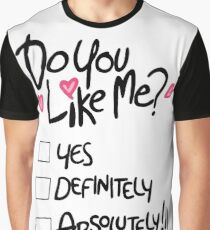 Mabel: do you like me Graphic T-Shirt