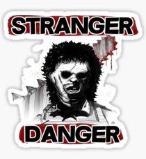 Texas chainsaw Massacre  Sticker
