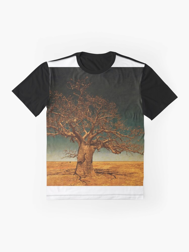 Alternate view of The Dinner Tree Graphic T-Shirt