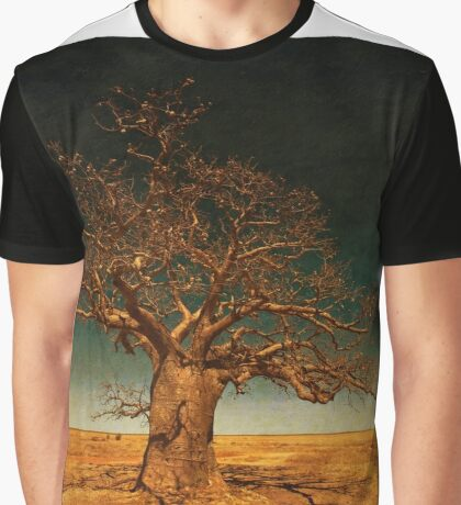 The Dinner Tree Graphic T-Shirt