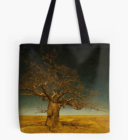 The Dinner Tree Tote Bag