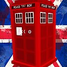 Police Call Box by painted-lizard