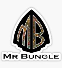 Mr Bungle Sticker