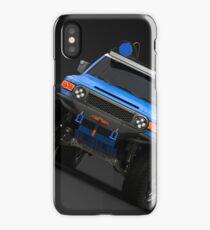 FJ CRUISER BLUE iPhone Case/Skin