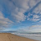 Pacific Ocean at Damon Point by Jeff Goulden