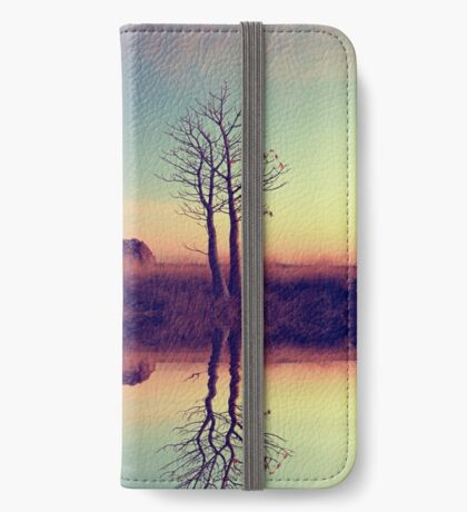 Voyage of discovery iPhone Wallet