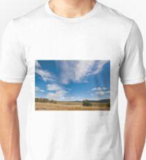 Clouds Over a Wildlife Refuge Unisex T-Shirt