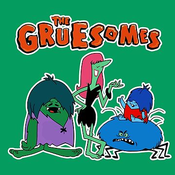 The Gruesomes by HuldaMacdon