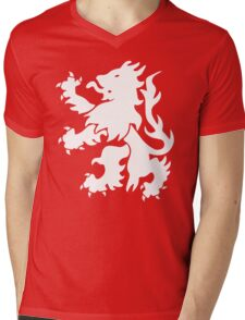 The Boro Mens V-Neck T-Shirt