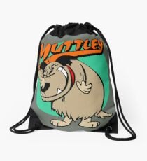 Muttley The Dog Drawstring Bag