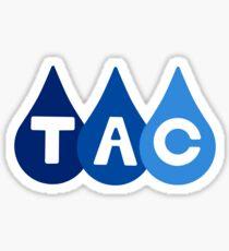 TAC Sticker Sticker
