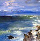 The ocean by Elizabeth Kendall