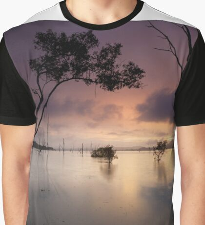 Flooded valley Graphic T-Shirt