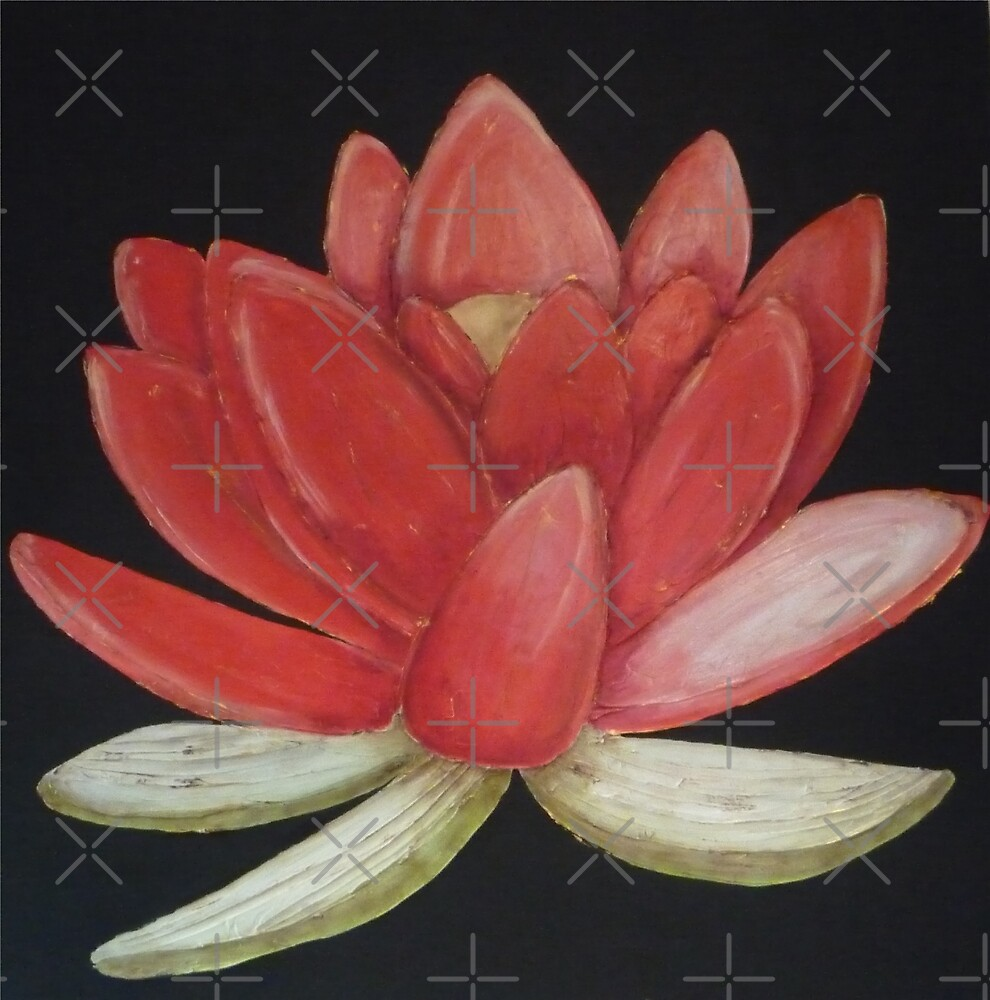 Lotus Flower by Michelle Potter