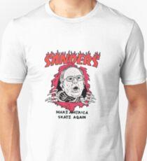 Bernie Sanders - Make America Skate Again T-Shirt