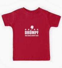 Make Donald Drumpf Again Kids Tee