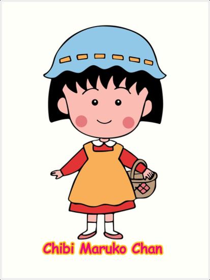 Resultado de imagen para chibi maruko chan