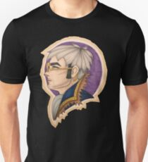 Percy: the Human Gunslinger Unisex T-Shirt