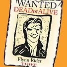 Flynn Wanted by Levaralth