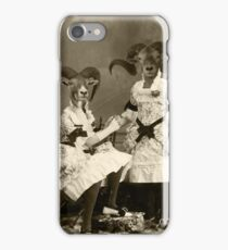 Suspect Parentage iPhone Case/Skin