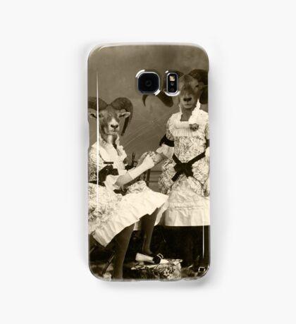 Suspect Parentage Samsung Galaxy Case/Skin