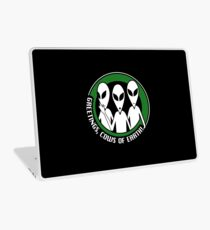 Welcome, cows of Earth! Laptop Skin